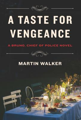 A Taste for Vengeance (Bruno) Cover Image