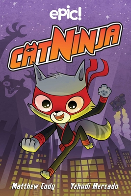 Cat Ninja Cover Image
