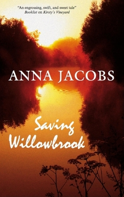 Cover for Saving Willowbrook