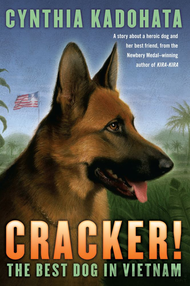 Cracker!: The Best Dog in Vietnam Cover Image