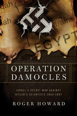 Operation Damocles Cover
