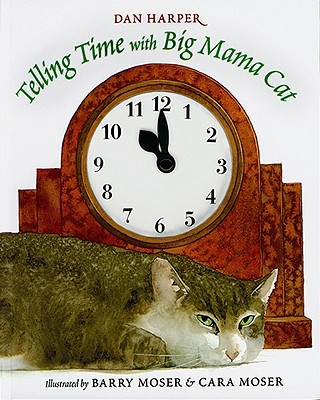 Telling Time with Big Mama Cat Cover