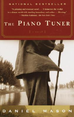The Piano Tuner Cover Image
