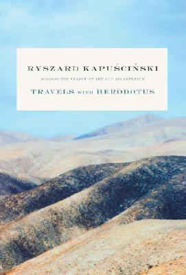 Travels with Herodotus Cover