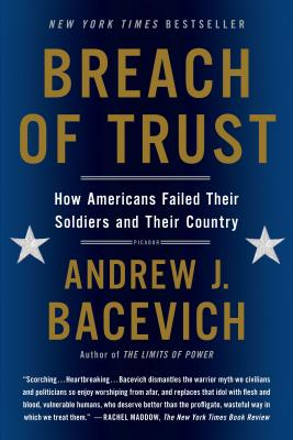 Breach of Trust Cover