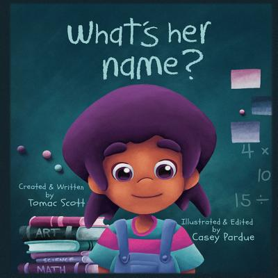 Cover for What's Her Name?