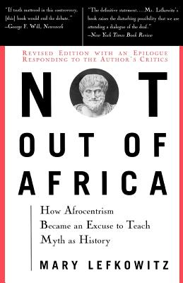 Cover for Not Out Of Africa