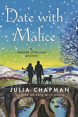 Date with Malice: A Samson and Delilah Mystery (Samson and Delilah Mysteries #2) Cover Image