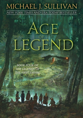 Age of Legend (Legends of the First Empire #4) Cover Image