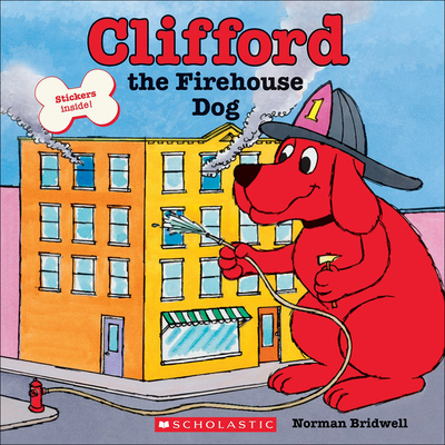 Clifford, the Firehouse Dog (Clifford's Big Ideas) Cover Image
