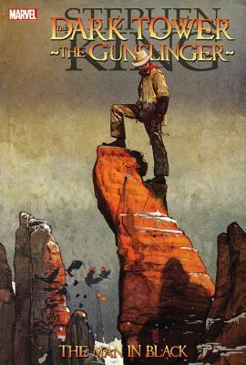 Stephen King's Dark Tower: The Gunslinger - The Man in Black Cover Image
