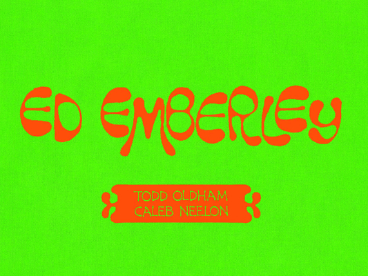 Ed Emberley Cover Image