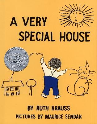A Very Special House Cover