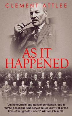 As it Happened Cover Image