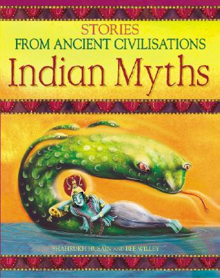 Indian Myths Cover Image