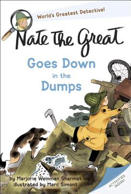 Nate the Great Goes Down in the Dumps Cover