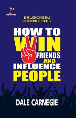 How to win friends and Influence People Cover Image