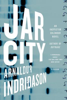 Jar City: An Inspector Erlendur Novel (An Inspector Erlendur Series #1) Cover Image