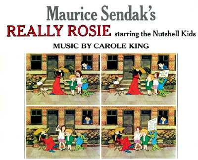 Maurice Sendak's Really Rosie Cover