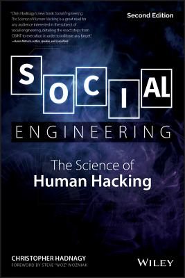 Social Engineering: The Science of Human Hacking Cover Image