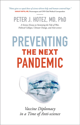 Cover for Preventing the Next Pandemic