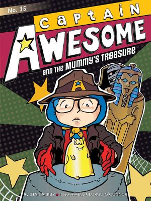 Cover for Captain Awesome and the Mummy's Treasure