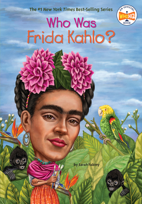 Who Was Frida Kahlo? (Who Was?) Cover Image