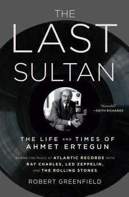 The Last Sultan Cover