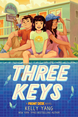 Three Keys (Front Desk Novel) cover