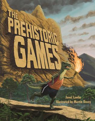 The Prehistoric Games Cover Image