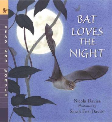 Bat Loves the Night: Read and Wonder Cover Image