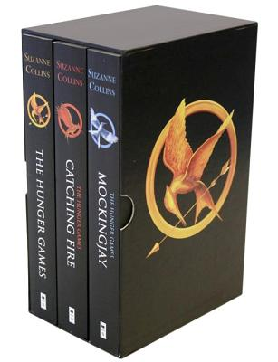 The Hunger Games Trilogy Boxset Cover Image