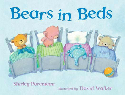 Bears in Beds Cover