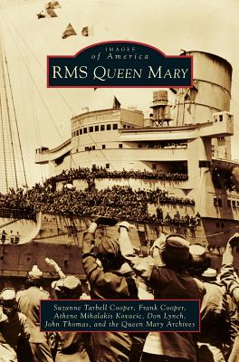 RMS Queen Mary Cover Image