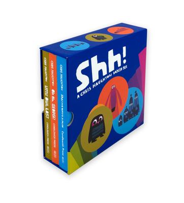 Shh!: A Chris Haughton Boxed Set Cover Image