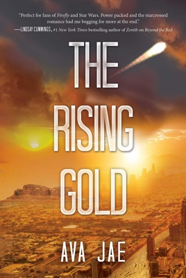 The Rising Gold (Beyond the Red Trilogy) Cover Image