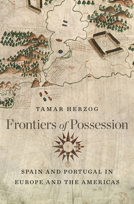 Cover for Frontiers of Possession