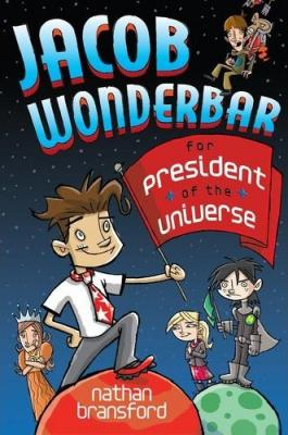 Jacob Wonderbar for President of the Universe Cover