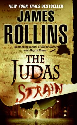 The Judas Strain Cover