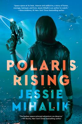 Polaris Rising: A Novel (The Consortium Rebellion #1) Cover Image