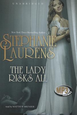 The Lady Risks All Cover Image