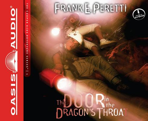 The Door in the Dragon's Throat (Library Edition) (The Cooper Kids Adventure Series #1) cover
