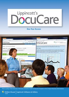 LWW DocuCare 18-Month Access plus Carpenito 6e Care Plans Package Cover Image
