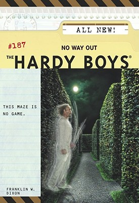 No Way Out (Hardy Boys #187) Cover Image