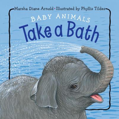 Cover for Baby Animals Take a Bath