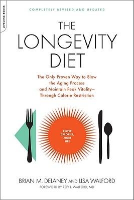 Cover for The Longevity Diet