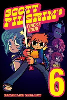Scott Pilgrim, Volume 6 Cover