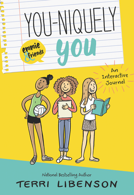 You-niquely You: An Emmie & Friends Interactive Journal Cover Image
