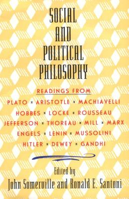 Social and Political Philosophy Cover