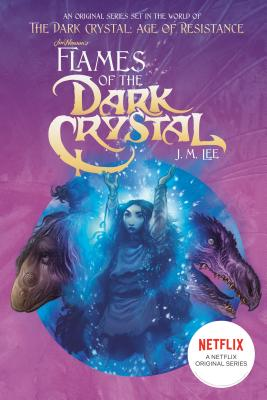 Flames of the Dark Crystal #4 (Jim Henson's The Dark Crystal #4) Cover Image